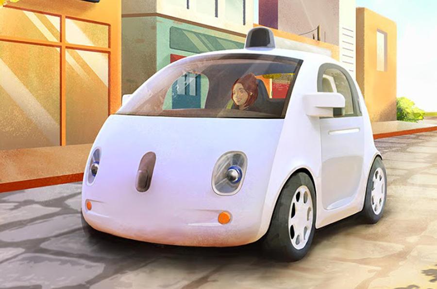 Google begins work on its own self-driving car