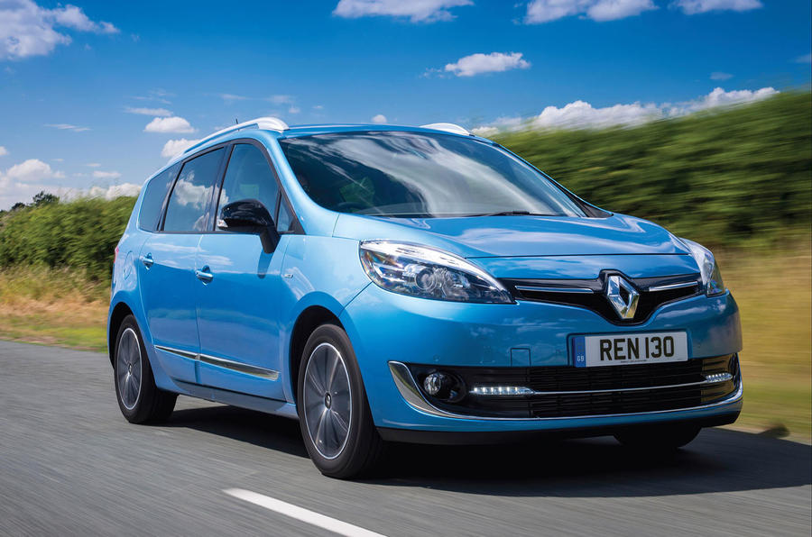 2016 Renault Scenic review: can MPVs be sexy? | Motoring Research