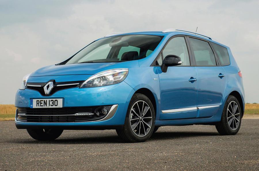 3.5 star Renault Grand Scenic