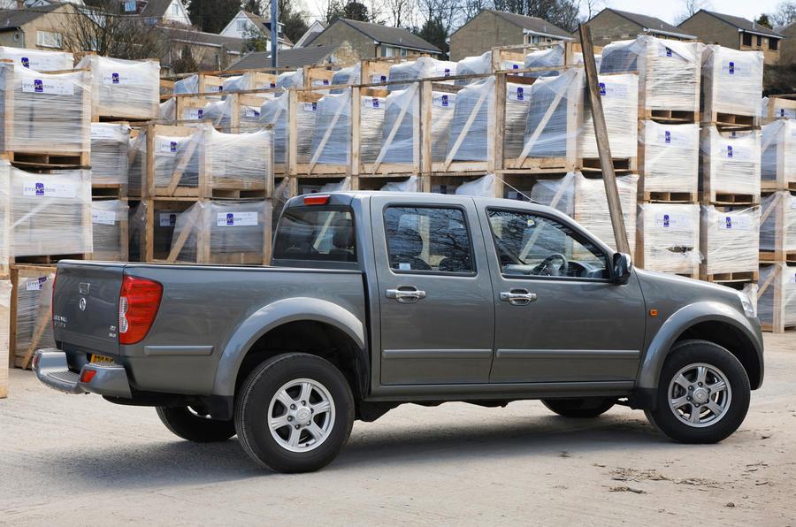 30167d2c4f Great Wall Steed  Great Wall Steed rear quarter ...