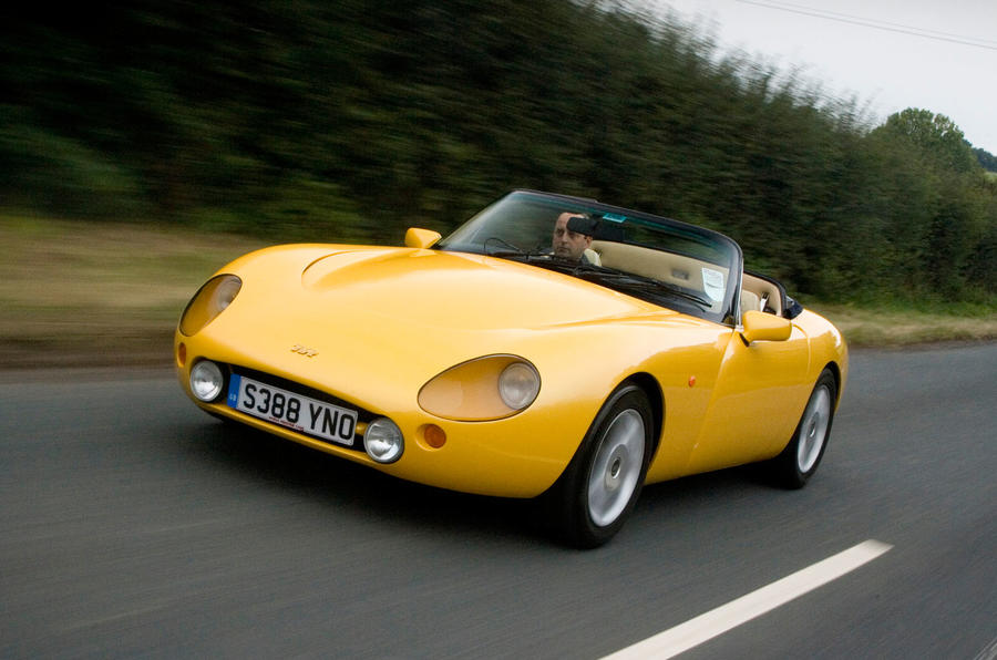 The top 100 best-ever British cars