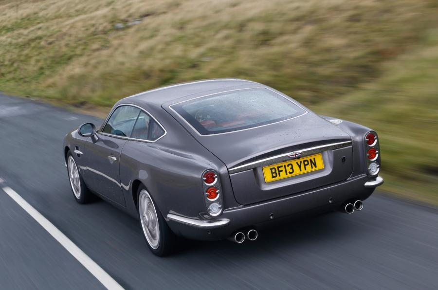David Brown Speedback GT rear
