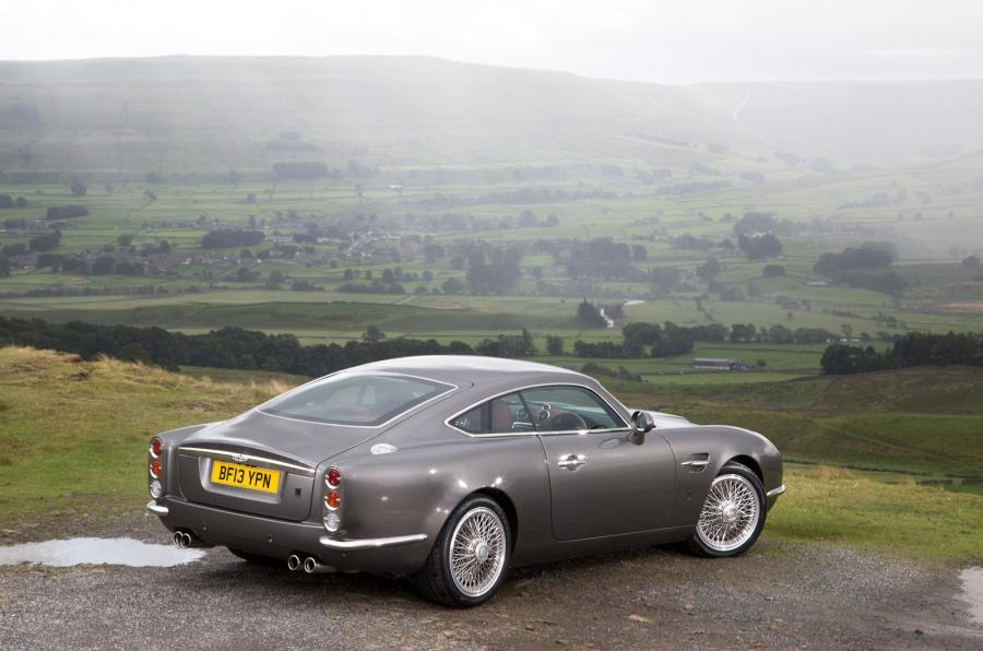 English-built DB Speedback GT