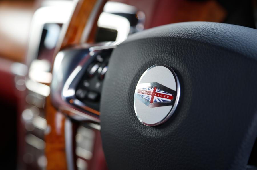 DB Speedback GT steering wheel