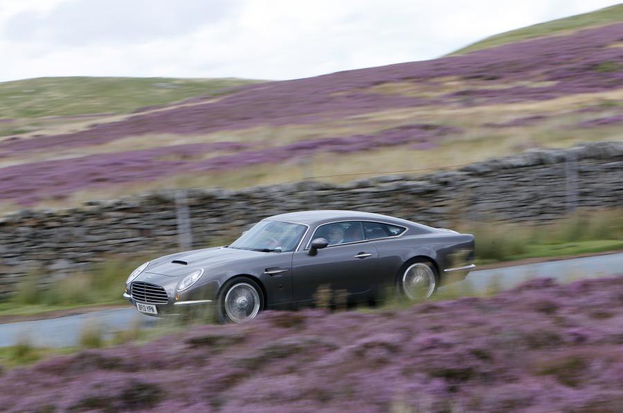 The 503bhp DB Speedback GT