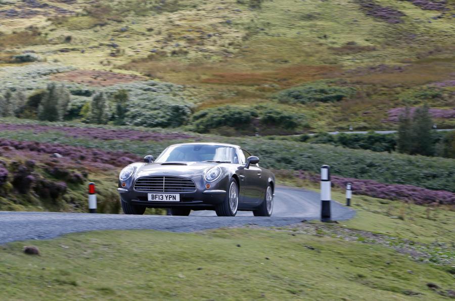 DB Speedback GT