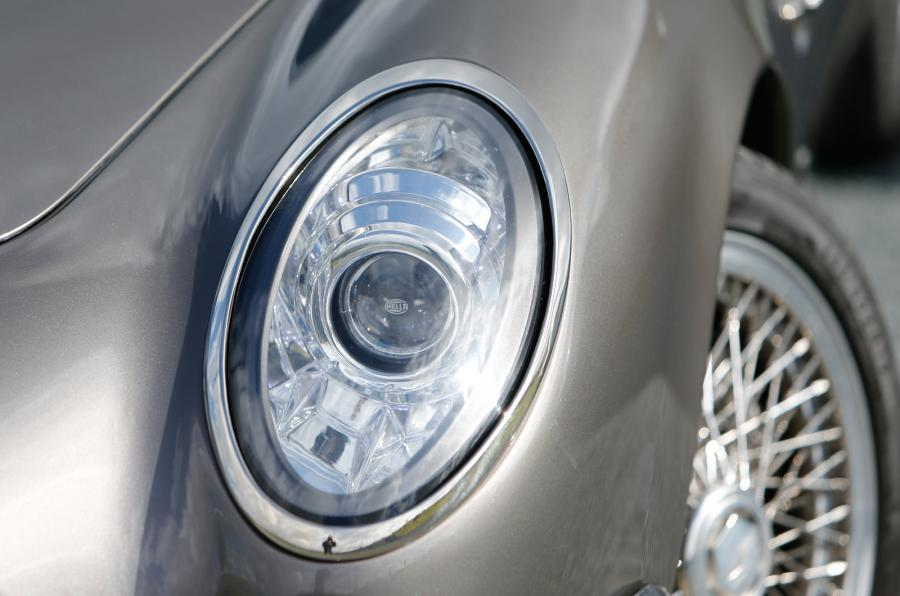 DB Speedback GT LED headlights