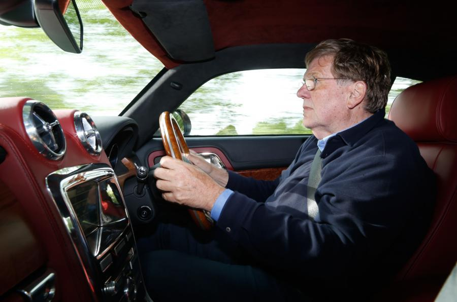 Driving DB Speedback GT