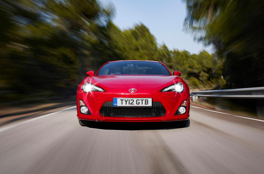 Toyota GT86: less is definitely more
