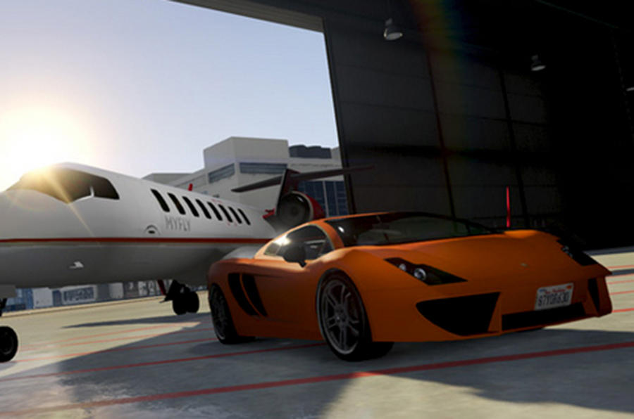 Why Grand Theft Auto could set a new benchmark for driving games