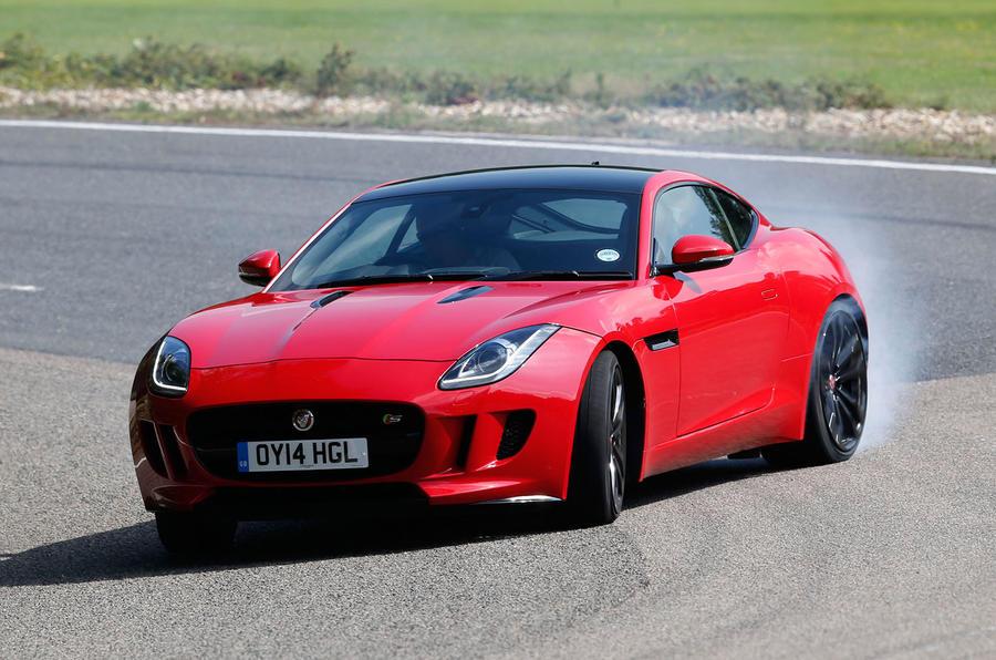 Comparison: Porsche Cayman GTS versus Jaguar F-type coupe