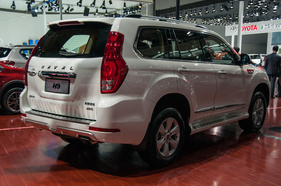 Guangzhou motor show 2014 report and gallery autocar for What does a motor vehicle report show