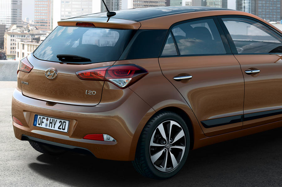 New Hyundai i20 revealed ahead of Paris motor show debut