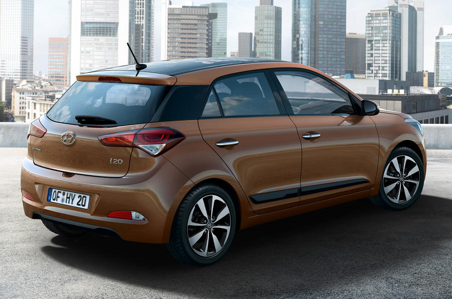2015 hyundai i20 engines specs and pricing autocar. Black Bedroom Furniture Sets. Home Design Ideas