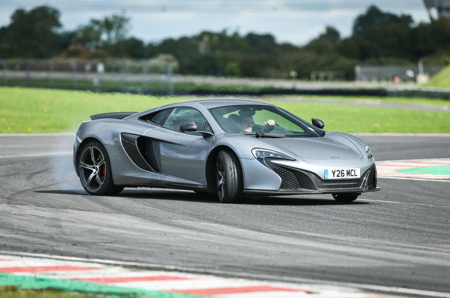 Britain's Best Driver's Car 2014 - the supercars