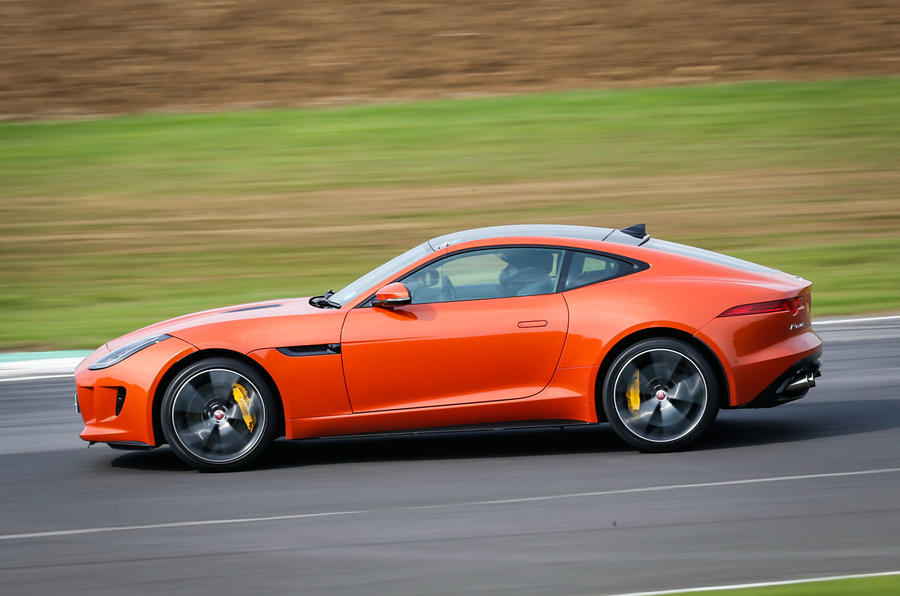 Britain's Best Driver's Car 2014 - the V8 muscle cars