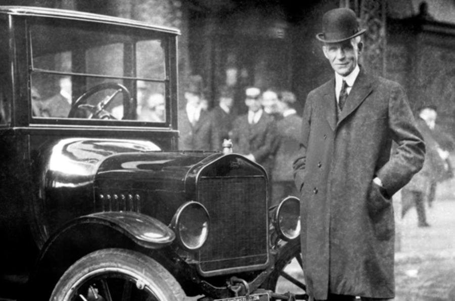 Henry Ford's legacy: picture special