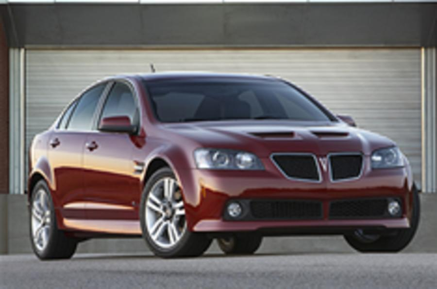 "Pontiac to ""cost Holden millions"""