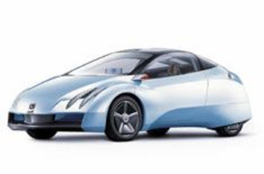 Honda looks to the future at Tokyo