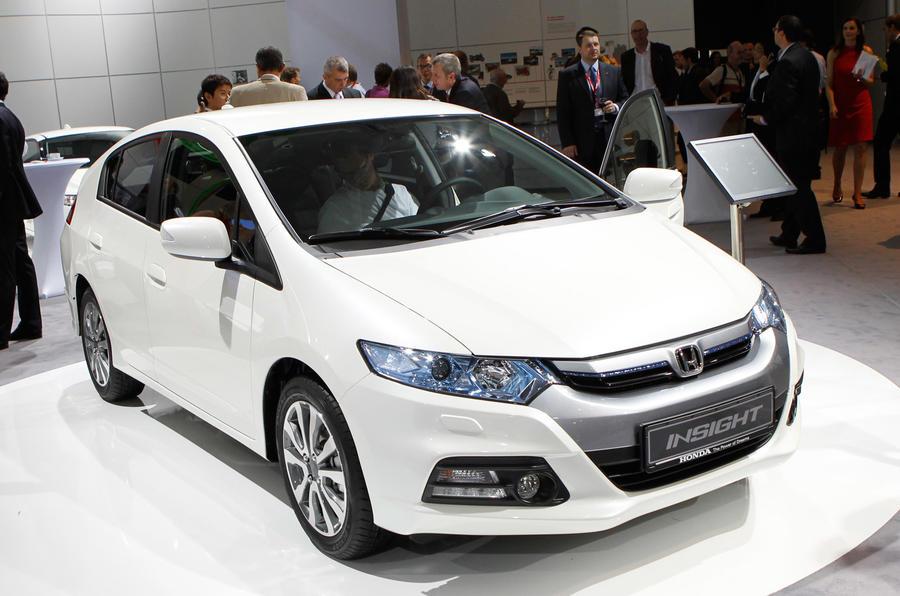 Frankfurt Show - Honda Insight