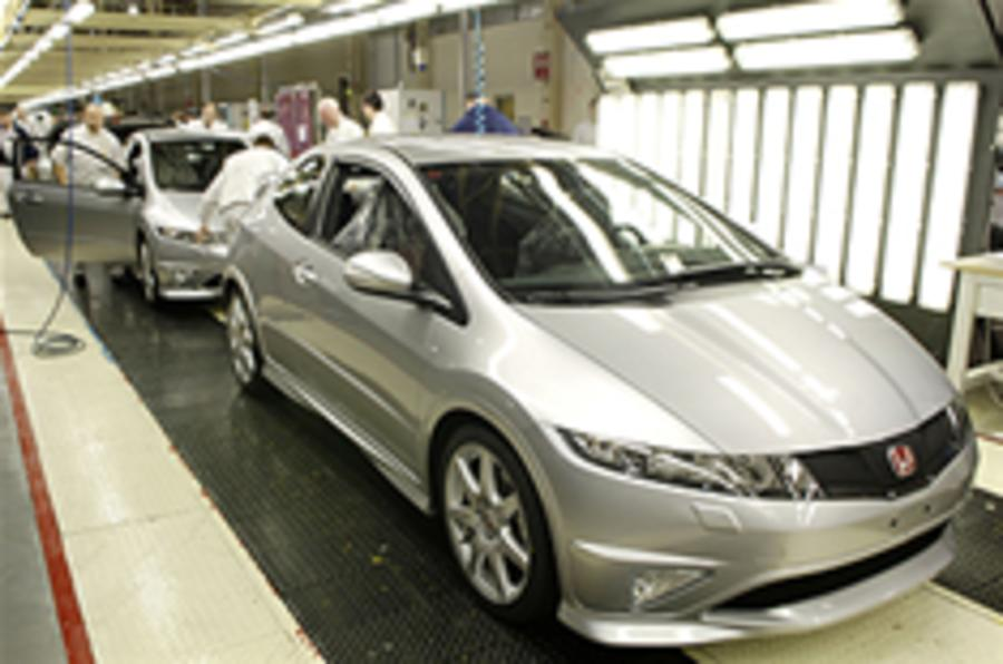 Honda reopens Swindon plant