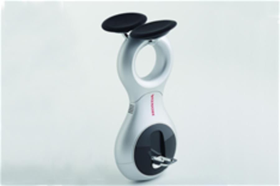 Honda creates motorised stool