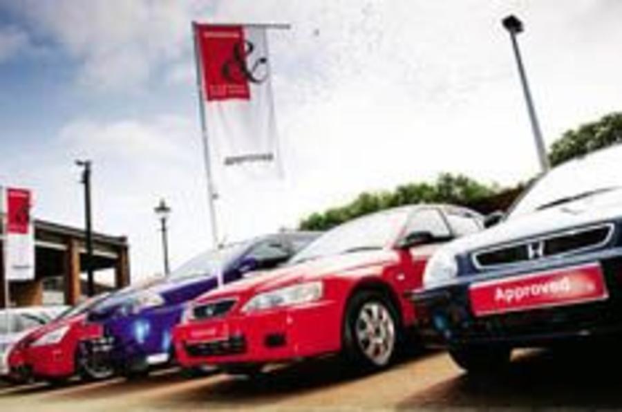 Honda servicing goes online