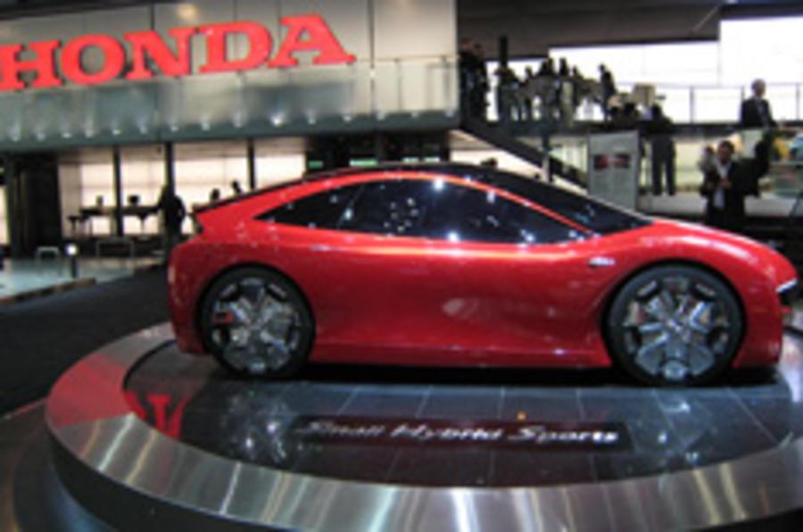 Honda pulls out of Frankfurt