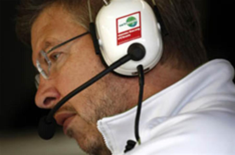 Honda F1 becomes Brawn GP