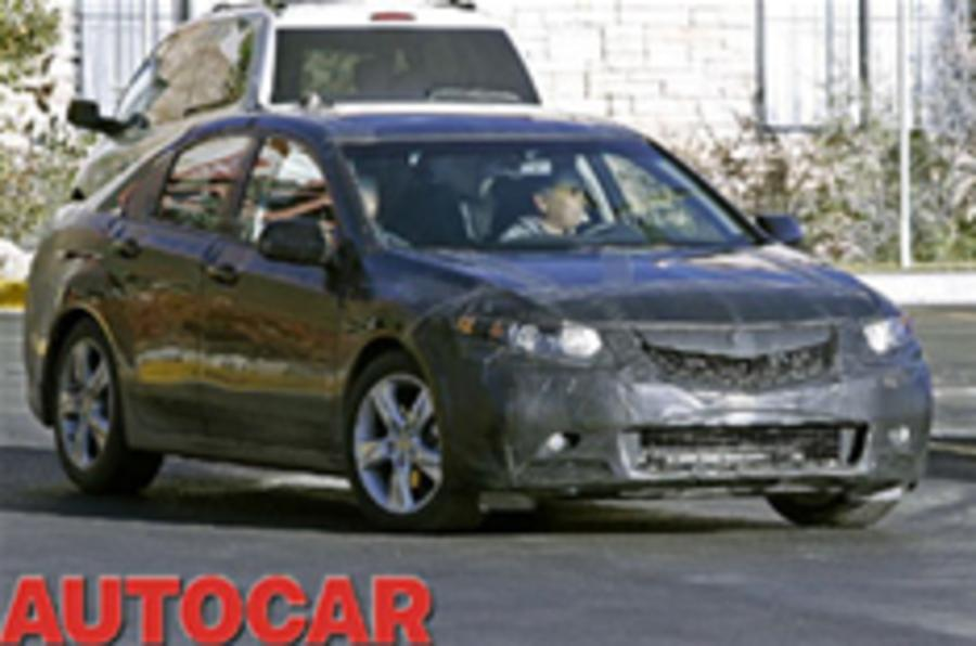 Next Accord spied on test