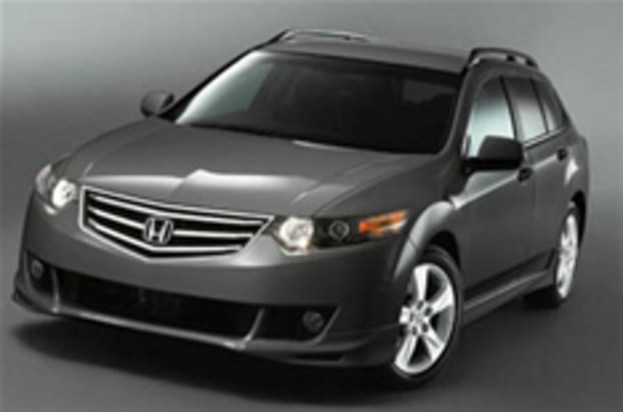 No Type-R for Honda Accord