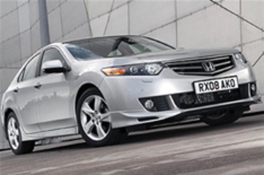 Honda profit rises