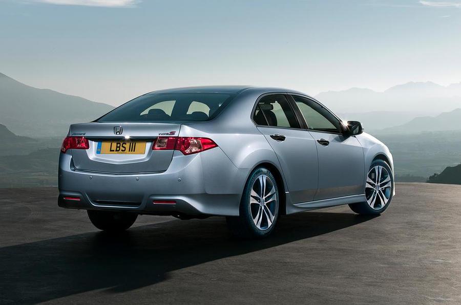 Geneva motor show: Honda Accord facelift