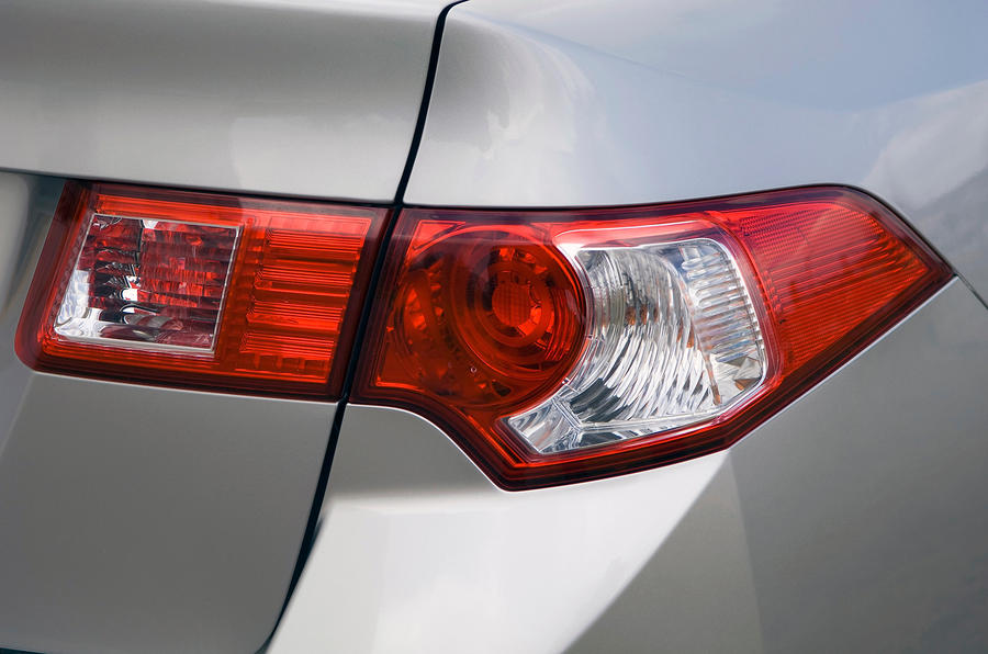 Honda Accord rear lights
