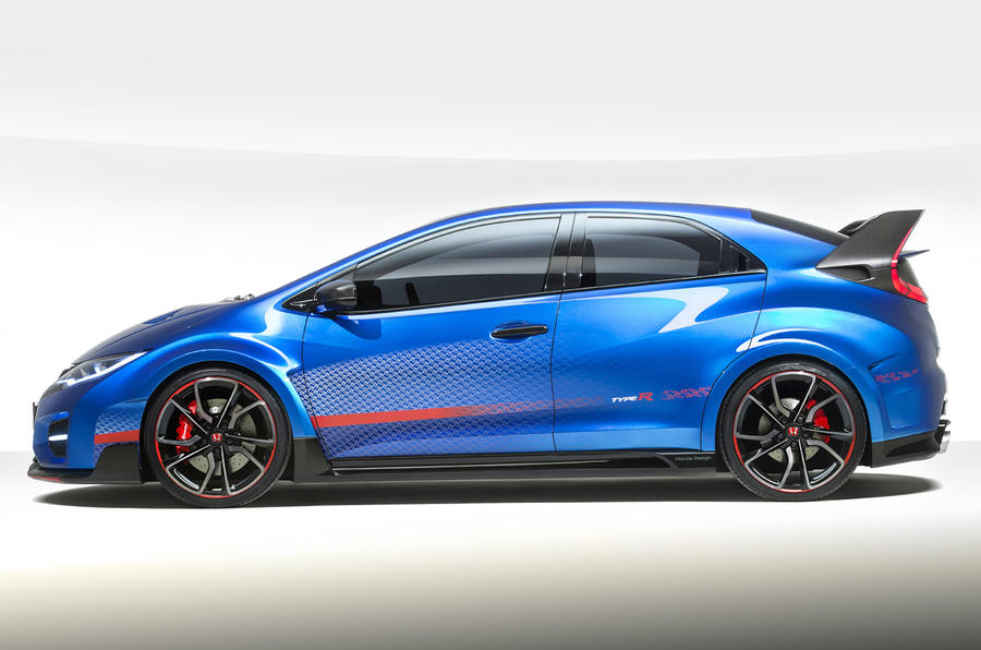 New 2015 Honda Civic Type R to be exported to Japan from ...