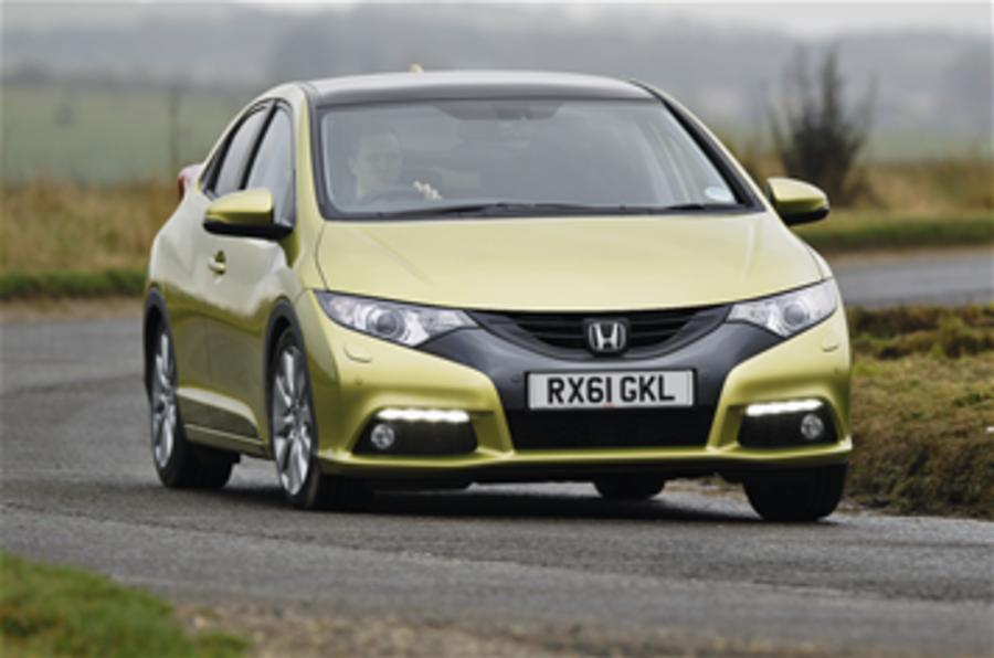 Geneva 2012: Honda 1.6 diesel unit