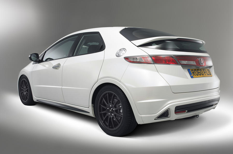 Honda Civic Ti special launched