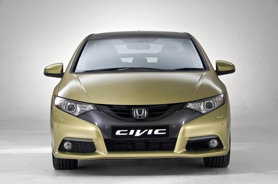 Frankfurt show – Honda Civic