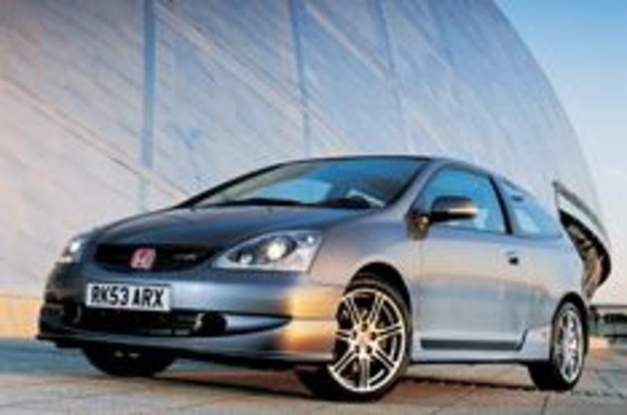 A decade of British-built Honda Civics