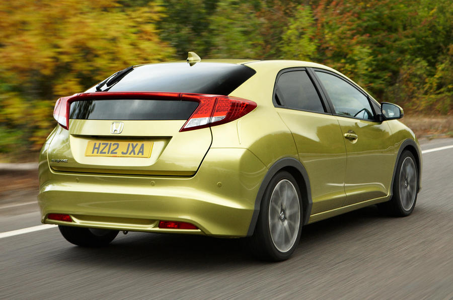 New Honda Civic from £16,495