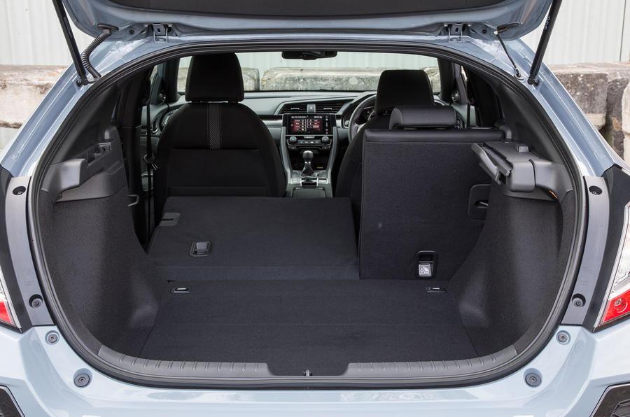 honda civic review 2018 autocar. Black Bedroom Furniture Sets. Home Design Ideas