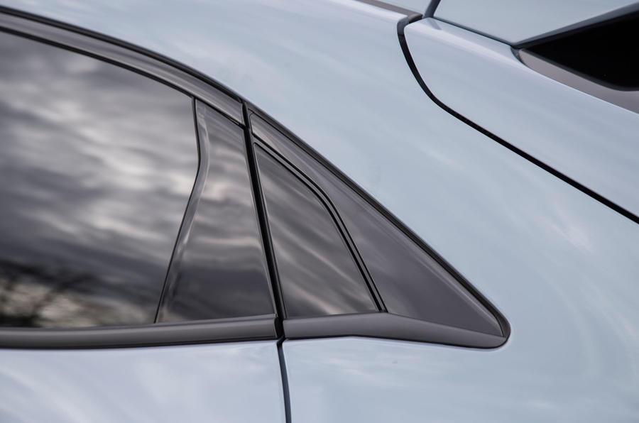 Honda Civic rear door