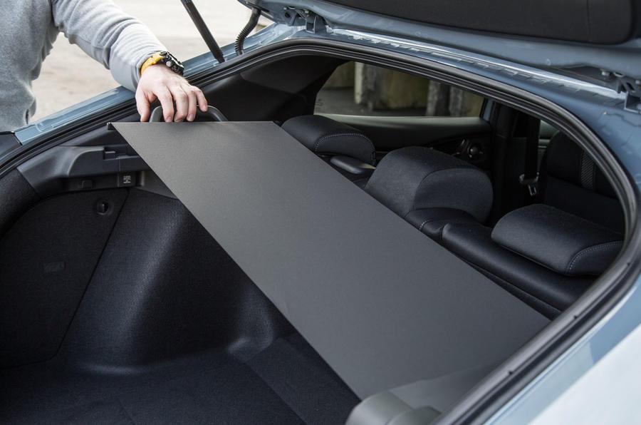 Honda Civic tonneau cover