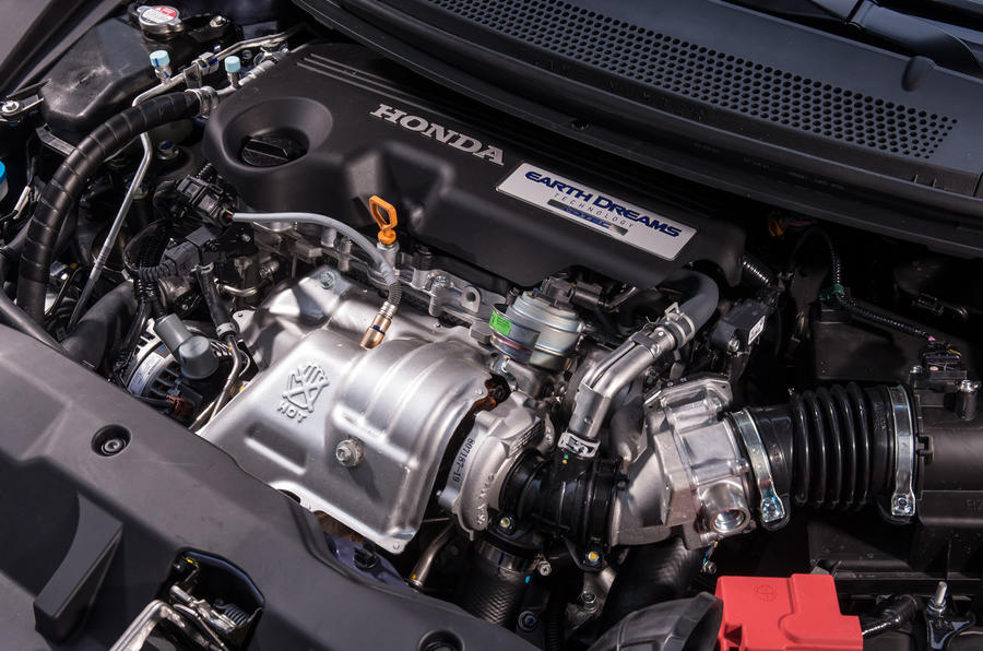 Honda Civic Tourer 1.6-litre diesel