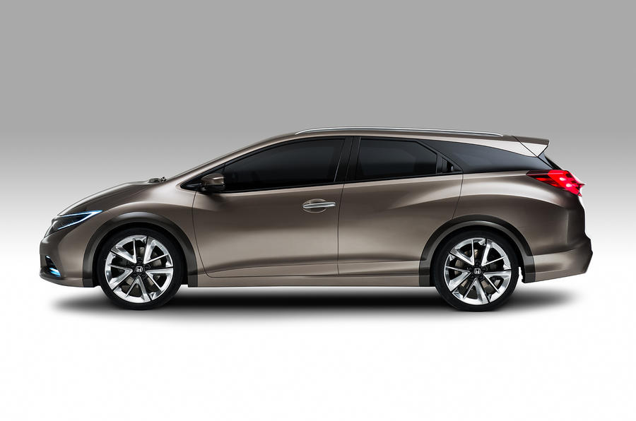 Honda Civic Tourer Type S planned