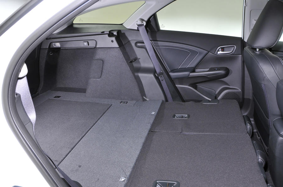 Honda Civic Tourer seating flexibility