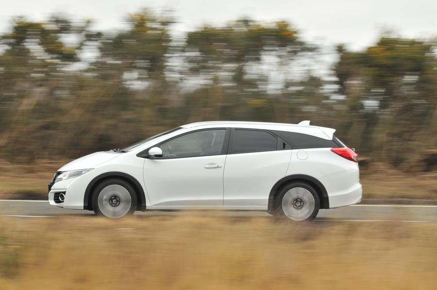 Honda Civic Tourer >> Honda Civic Tourer Review 2019 Autocar