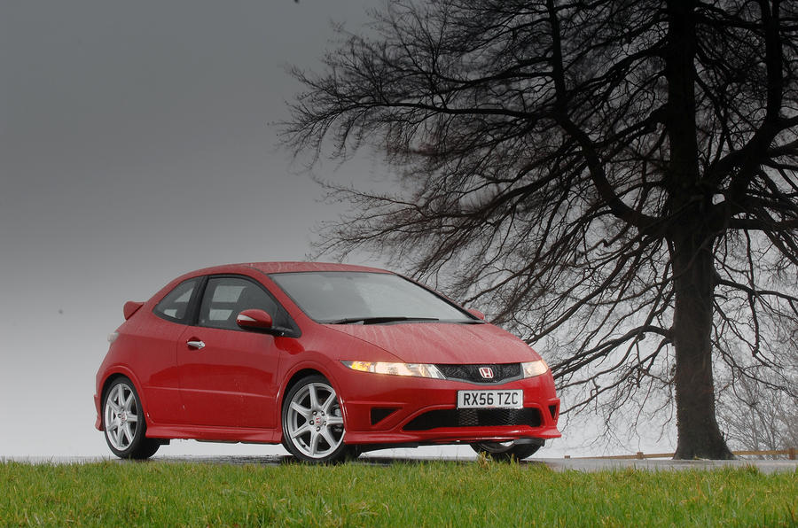Paris motor show 2012: New Honda Civic Type R confirmed ...