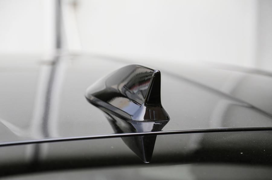 Honda Clarity FCV ariel