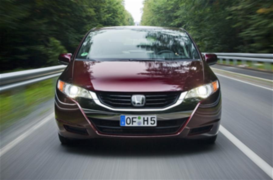 Honda: 'fuel-cells are the future'